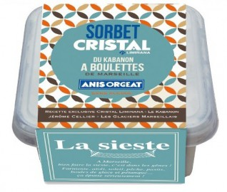 Sorbet Anis Orgeat