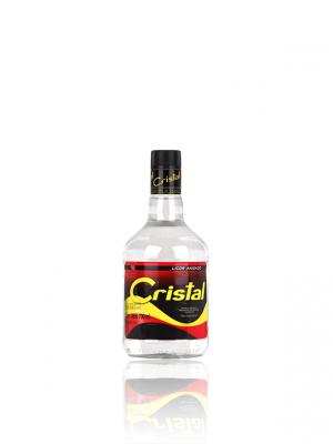 Aguardiente Cristal de Colombie