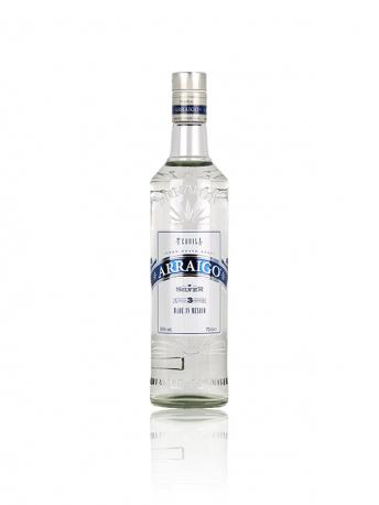 Tequila Arraigo Silver