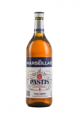 Pastis de Marseille UN MARSEILLAIS