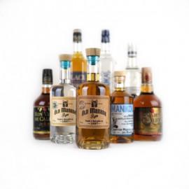 Vodka Tequila Rhum Whisky